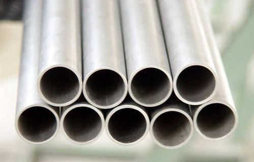ống titan được xử lý